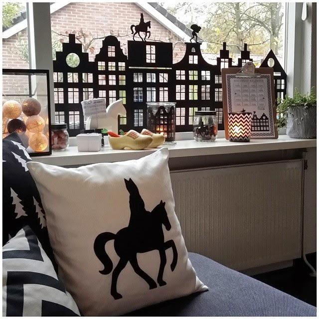 Feestdagen stijlvolle sinterklaasfeest decoratie idee n stijlvol styling woonblog - Interieur decoratie ideeen ...