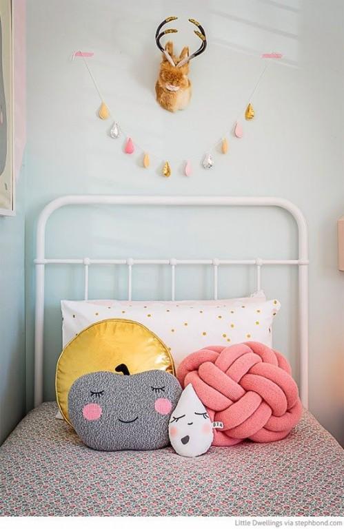Interieur kids mintgroen babykamer kinderkamer for Decoratie peuterkamer