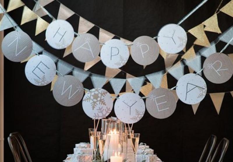 Oud en Nieuw feest decoratie en versiering tips door Stijlvol Styling ...