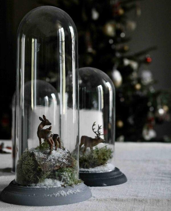 Feestdagen 10x inspiratie met 39 kerst stolp for Kerst ideeen voor in huis