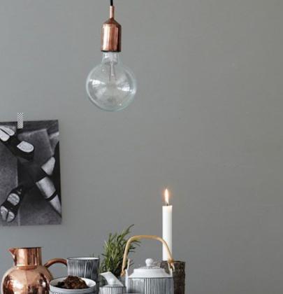 Interieur trends   Geometrische en globe lampen als woontrend