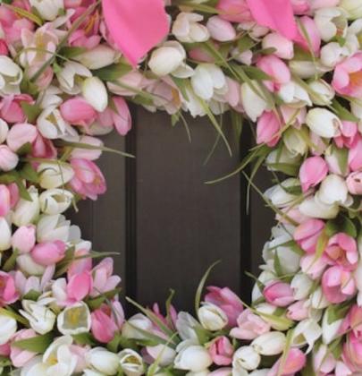 Feestdagen   Tulpen als cadeau voor Valentijnsdag