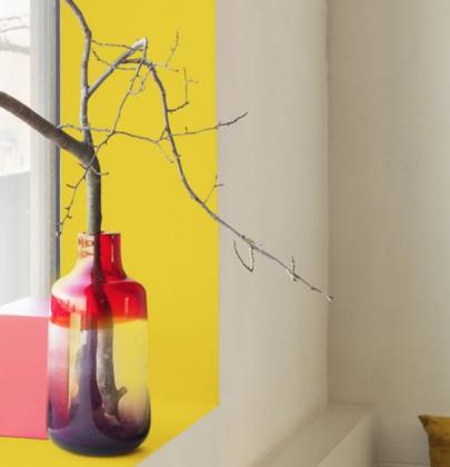 Interieur   Interieur trends 2015 – Futuristische kleurgebruik & volume