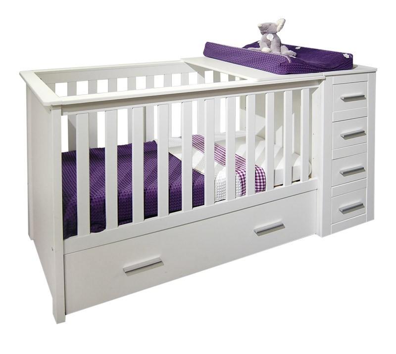 Suzanne combibed - Babykamer kleine ruimte ...