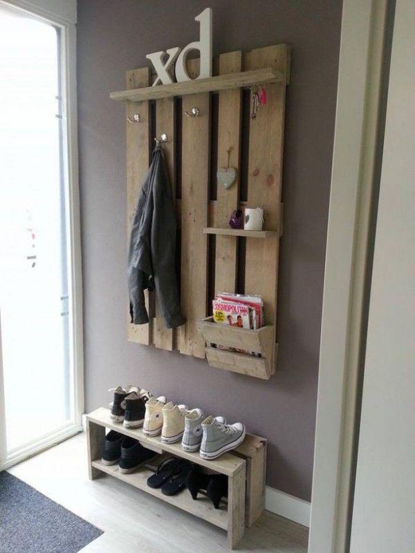 15x inspiratie en shop tips - voor zelf maak/ DIY ideeën met pallet's ...