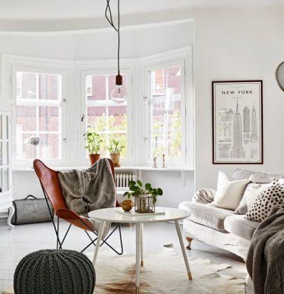 Binnenkijken   Wonen met design klassieker de 'Vlinderstoel'