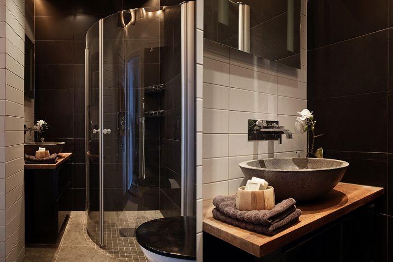 Binnenkijken chique en trendy wonen op 34m2 stijlvol styling woonblog stijlvol styling - Chique en gezellige interieur ...