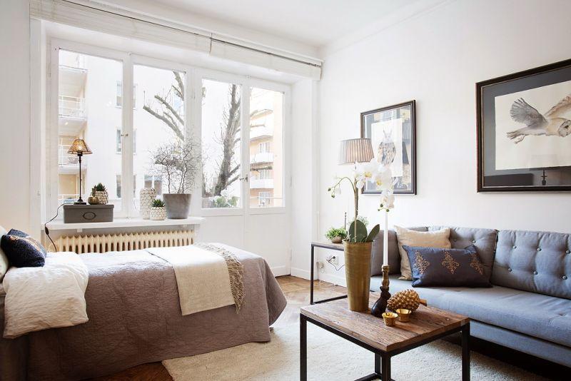 Woonkamer Stijlvol Inrichten : ... trendy klein wonen - Stijlvol ...