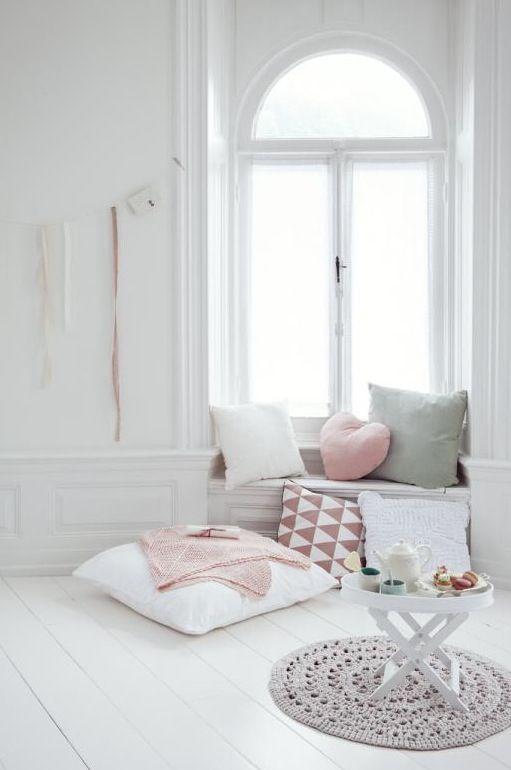 pastel slaapkamer – artsmedia, Deco ideeën