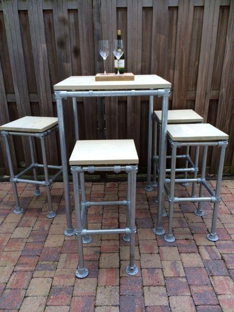 Interieur   Eigentijds wonen met steigerhout meubels  u2022 Stijlvol Styling   Woonblog