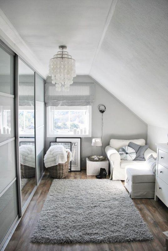 inspiratie slaapkamer zolder – artsmedia, Deco ideeën