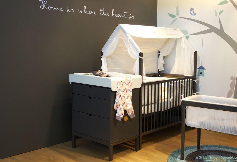 Kinderkamer interieur for Babykamer inrichten
