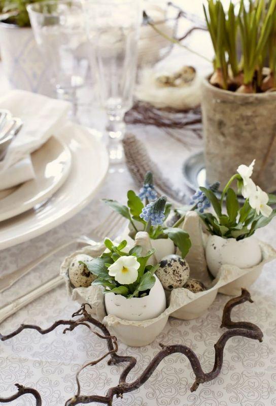 Feestdagen rustieke paas decoratie stijlvol styling woonblog - Home decoratie ideeen ...