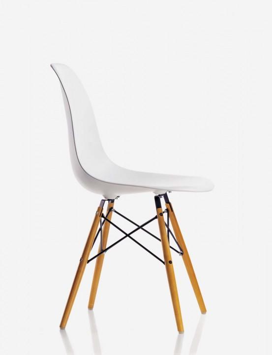 interieur kuipstoelen als vitra eames stijlvol styling lifestyle woonblog. Black Bedroom Furniture Sets. Home Design Ideas
