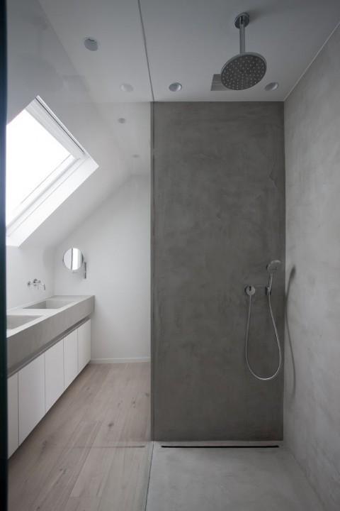 Interieur badkamer op zolder stijlvol styling woonblog for Interieur badkamer