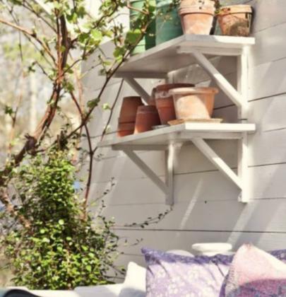 Tuin inspiratie | Tuinhuis om van te dromen