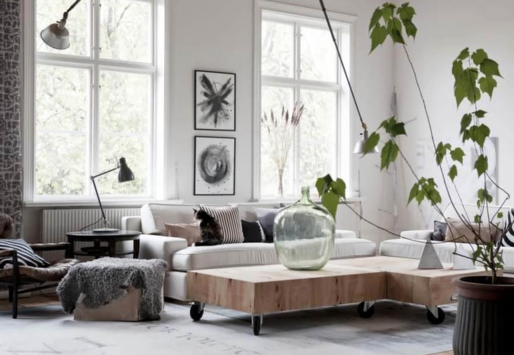 Binnenkijken wonen in een oude school stijlvol styling for Interieur trends 2015