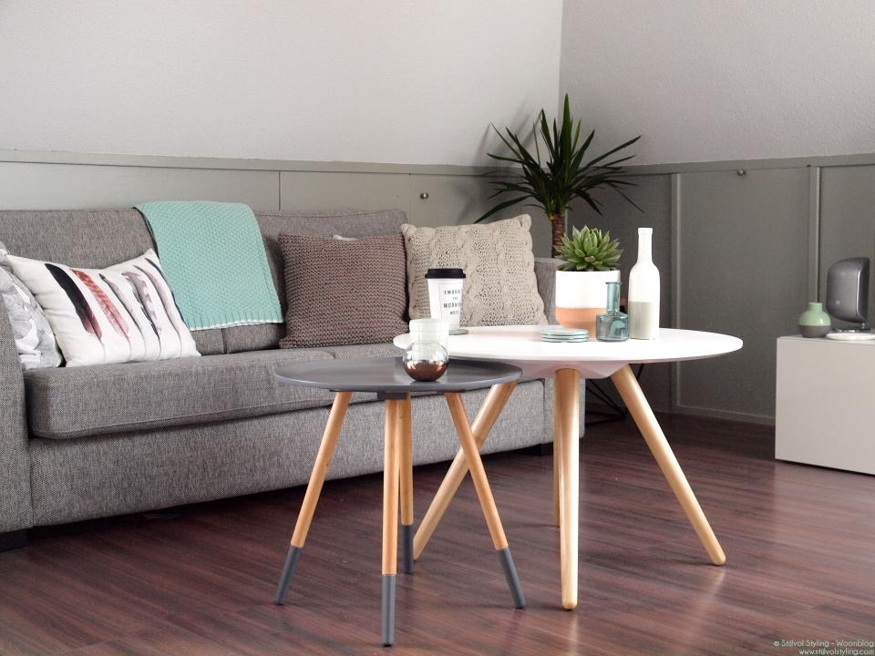 Kleine Woonkamer Ideeen Modern : Styling woonkamer kleur inrichten ...