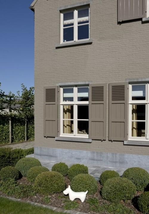 Kleur exterieur archieven stijlvol styling woonblog - Exterieur kleur eigentijds huis ...
