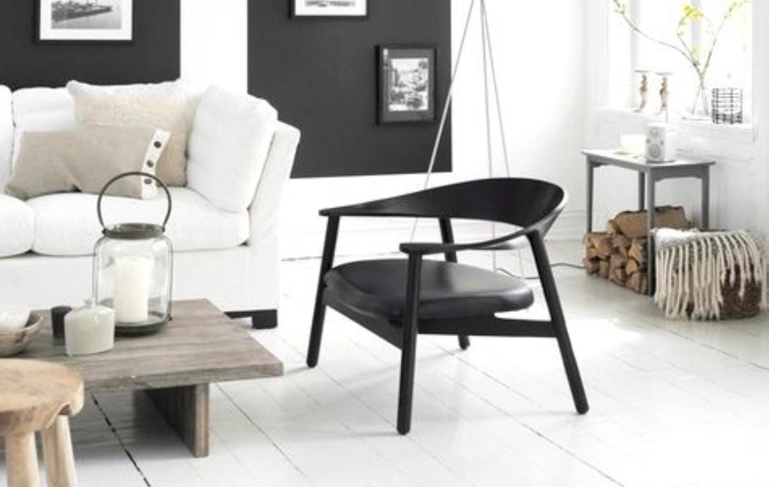 Interieur inspiratie 15x een stijlvolle zwart wit for Interieur ideeen gang