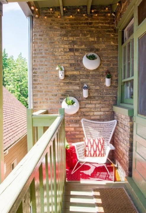 balkon inspiratie 25x inspiratie klein balkon. Black Bedroom Furniture Sets. Home Design Ideas