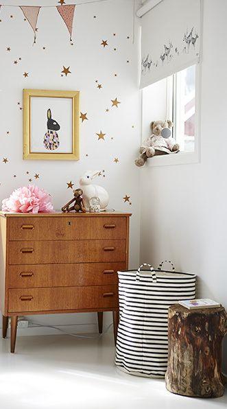 Interieur kids koper in de babykamer en kinderkamer stijlvol styling woonblogstijlvol - Deco kinderkamer ...