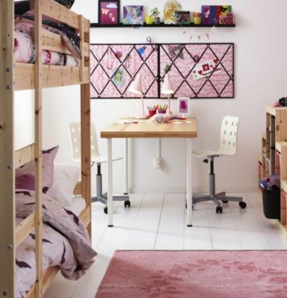 Interieur & kids | Nieuw schooljaar, nieuwe IKEA kinderkamer