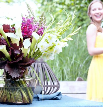 Groen wonen | Calla op de Bloemenagenda