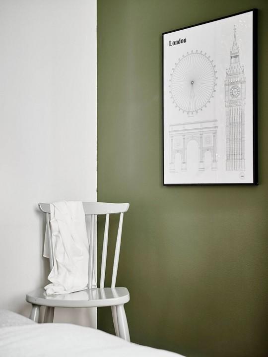 binnenkijken sfeervol interieur in grijs groen en wit. Black Bedroom Furniture Sets. Home Design Ideas