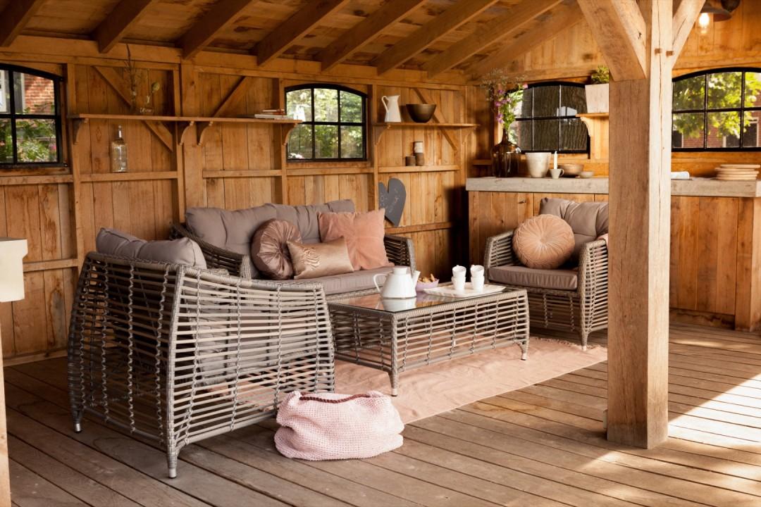 Tuin inspiratie tips voor het inrichten van jouw veranda stijlvol styling woonblog - Inrichting van het terras ...