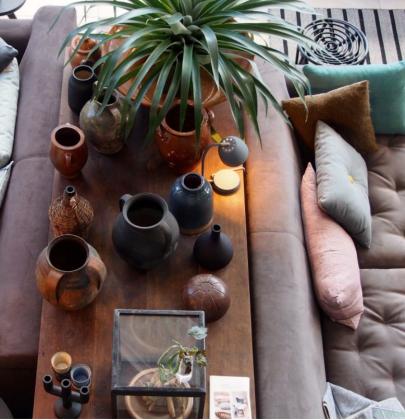 Woontrends 2016 | Groen = hip op de vtwonen &design beurs