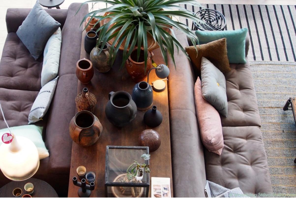 Woontrends 2016  Groen = hip op de vtwonen &design beurs • Stijlvol ...