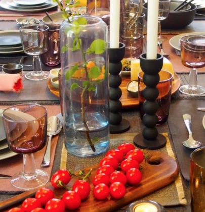 Interieur | Feestelijk diner met de Ikea SITTNING collectie