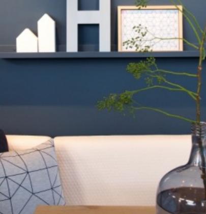 Interieur   Blue monday? Interieur & kleur inspiratie met blauw