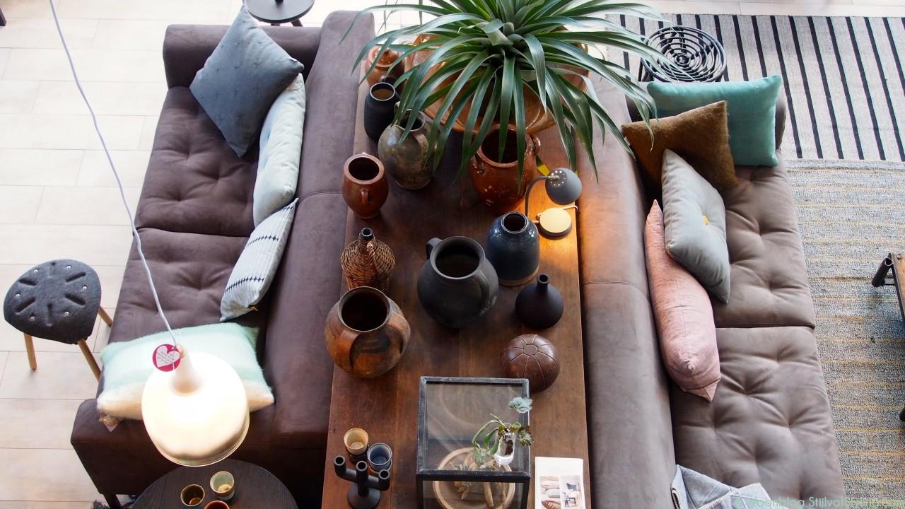 Plant Ideeen Woonkamer : Plant & bloem styling Archieven • Stijlvol ...