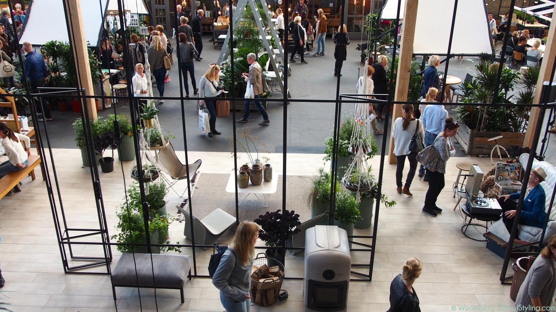 Woonnieuws vt wonen design beurs stijlvol styling for Interieur beurs
