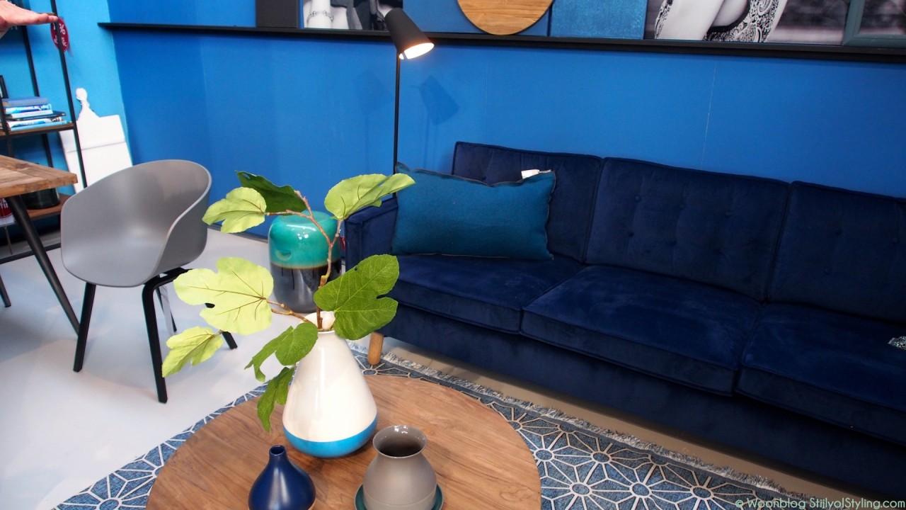 Woontrends 2016 interieur kleur inspiratie met blauw for Kleur mijn interieur