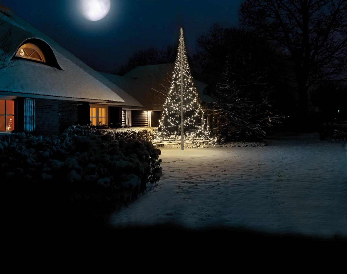 buitenleven de mooiste kerstverlichting voor tuin of