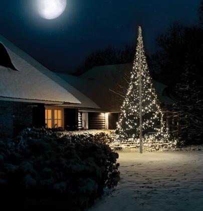 Tuin inspiratie | De mooiste kerstverlichting voor tuin of balkon