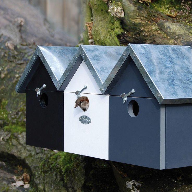 buitenleven 10x het leukste vogelhuis voor je tuin of balkon stijlvol styling woonblog. Black Bedroom Furniture Sets. Home Design Ideas