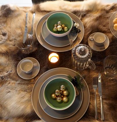 DIY Interieur   Aan tafel met Bitossi Home – Winter styling Vlog