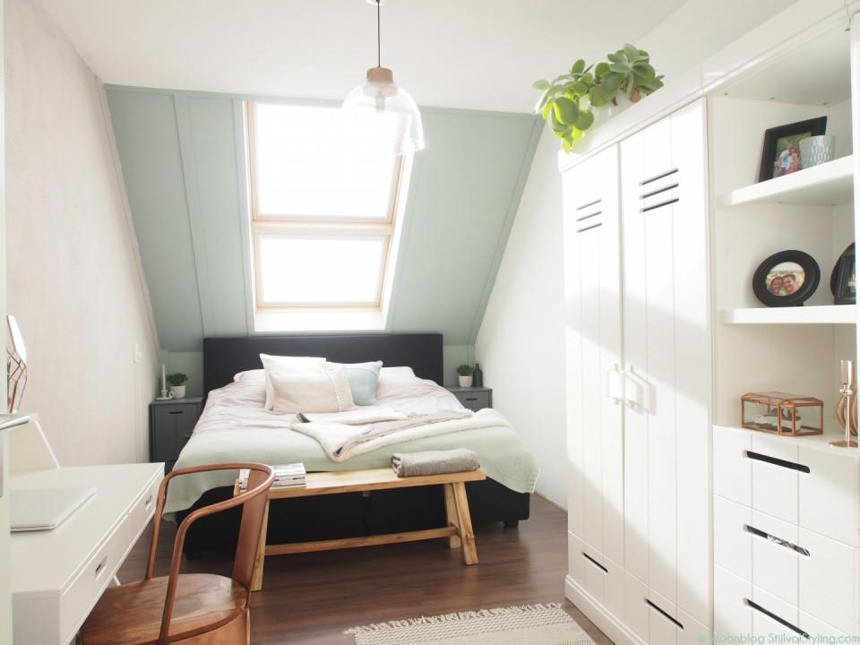 ... Binnenkijken in Susannes slaapkamer • Stijlvol Styling - Woonblog