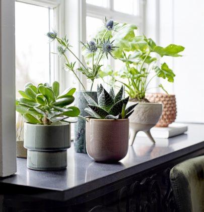 Interieur   14x inspiratie voor vensterbank styling