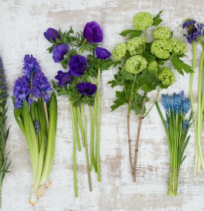 Groen wonen | Haal de lente in huis met bloemen