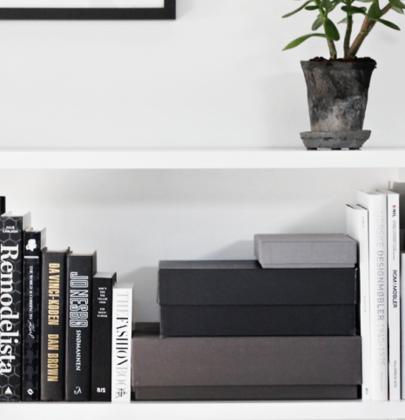 Interieur inspiratie   Boeken in je interieur