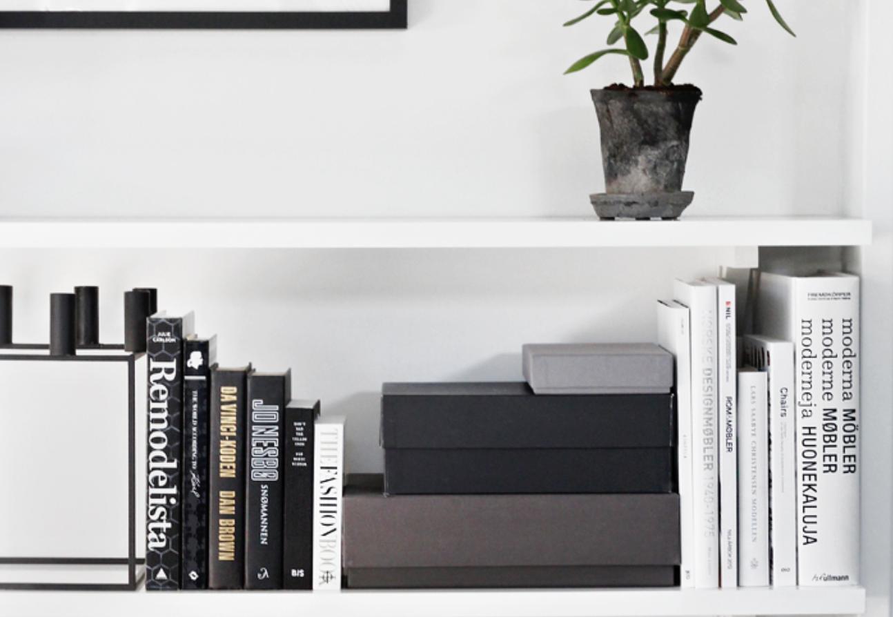 Interieur | Boeken in je interieur - Woonblog StijlvolStyling.com