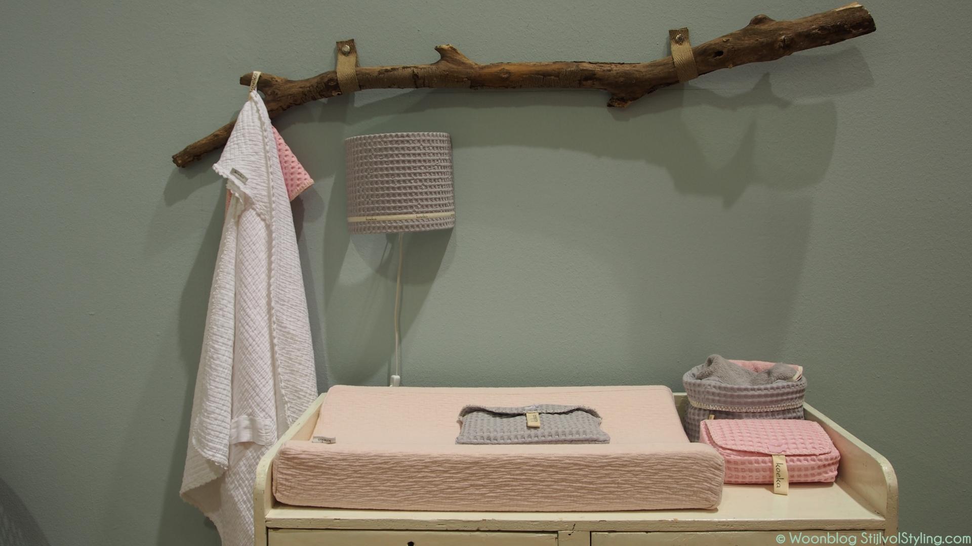 Interieur kids kleine babykamer inrichten tips en trucs stijlvol styling woonblog - Thema slaapkamer meisje ...