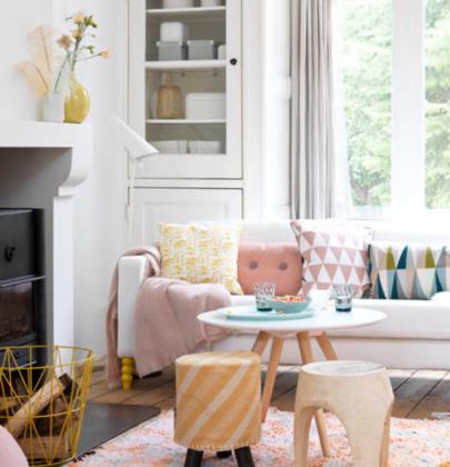 Kleur & interieur | Een licht en wit interieur