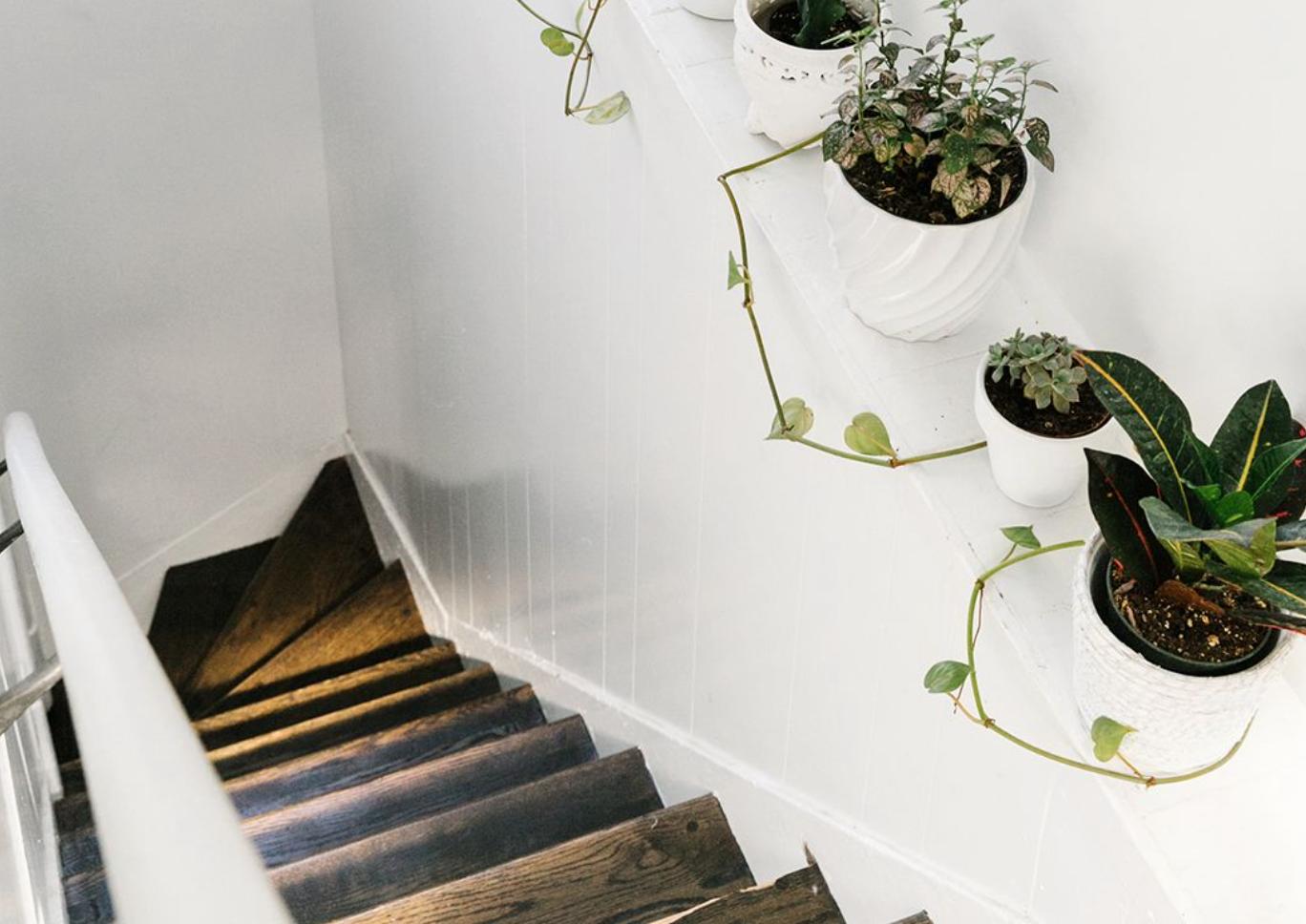 Interieur inspiratie styling van het trappenhuis stijlvol styling woonblog - Decoratie van trappenhuis ...