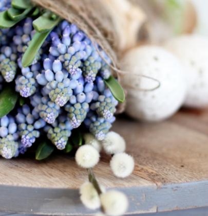 Wonen & seizoenen | Stijlvolle Paas decoratie inspiratie